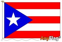 PUERTO RICO ANYFLAG RANGE - VARIOUS SIZES
